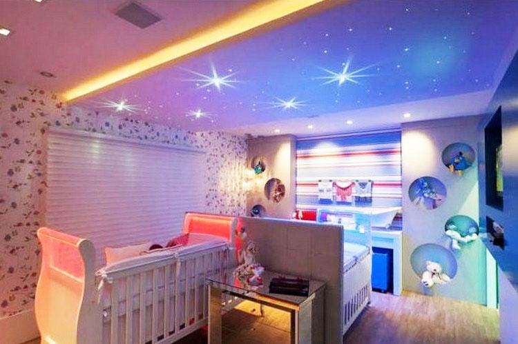 Что делает дизайн детской комнаты уникальным и неповторимым?